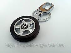 Брелок в форме колеса с логотипом Lexus, фото 3