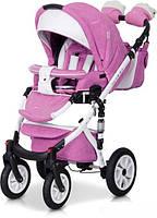 Коляска 2 в 1 Riko Brano Ecco 18 Baby Pink, фото 2