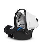 Детская универсальная коляска 2 в 1 Riko Sigma 08 White, фото 6