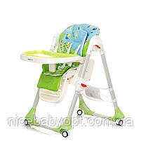 Детский стульчик для кормления Mioobaby Rio - Green, фото 3