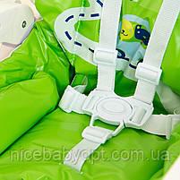 Детский стульчик для кормления Mioobaby Rio - Green, фото 4
