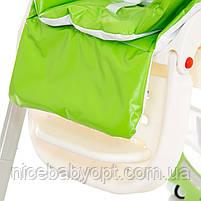 Детский стульчик для кормления Mioobaby Rio - Green, фото 5