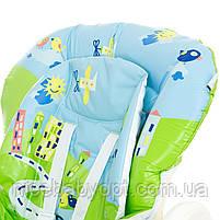 Детский стульчик для кормления Mioobaby Rio - Green, фото 6