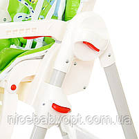 Детский стульчик для кормления Mioobaby Rio - Green, фото 7