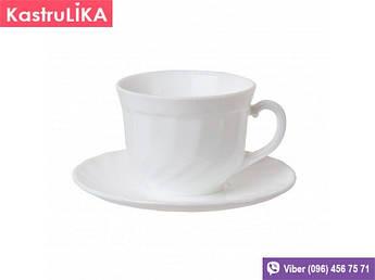 Чайний набір Luminarc Trianon 180мл 12пр/6персон