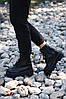 """Женские зимние ботинки Dr.Martens Jadon """"Black"""", фото 6"""
