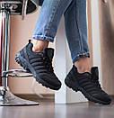 Мужские кроссовки Merrell Vibram Black / Мэррелл Вибрам Чернные Термо, фото 10