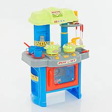 Детская кухня 008-26 А подсветка, звук, на батарейке