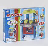 Детская кухня 008-26 А подсветка, звук, на батарейке, фото 2