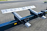 """Тележка для транспортировки жаток двухосная, модель VL-30  (TM 'VOLLAND""""), фото 2"""