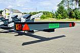 """Тележка для транспортировки жаток двухосная, модель VL-30  (TM 'VOLLAND""""), фото 9"""
