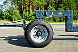 """Тележка для транспортировки жаток двухосная, модель VL-30  (TM 'VOLLAND""""), фото 3"""