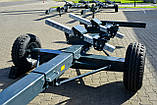 """Тележка для транспортировки жаток двухосная, модель VL-30  (TM 'VOLLAND""""), фото 5"""