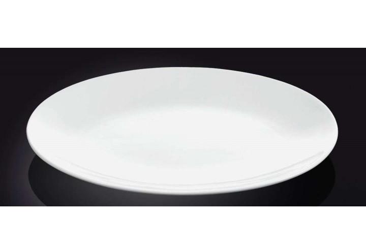 Тарелка обеденная круглая Wilmax 25,5 см WL-991015
