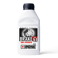 Тормозная жидкость IPONE Brake DOT 5.1 (500 мл) для мотоциклов