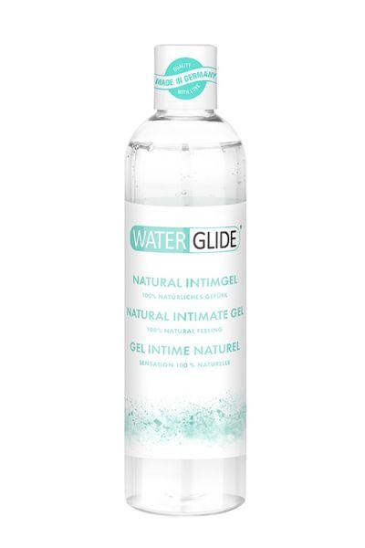 Лубрикант на водной основе Waterglide Natural Intimate Gel 300 мл