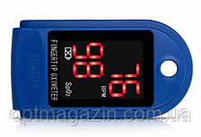 Пульсометр Fingertip Pulse Oximeter AB-88 SpO2, фото 2