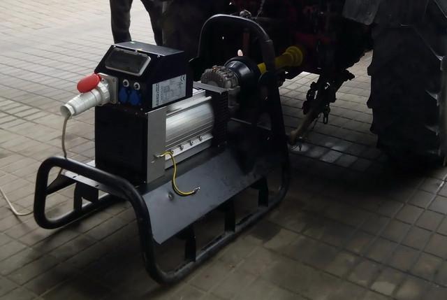 купить тракторный генератор