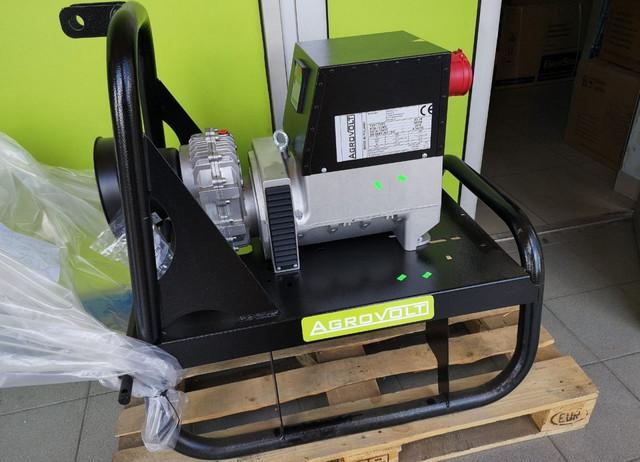 купить генератор ВОМ