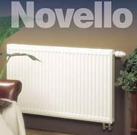 """Радиатор стальной """"Stelrad""""мод. Novello тип 22V 600x600 (1325w) Голландия"""