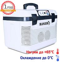 Автохолодильник 19л Ranger Iceberg охлаждение и нагрев