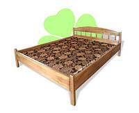 """Двоспальне ліжко """"Ассоль"""""""