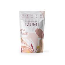 Чай зеленый китайский Гречишный IZUMI гранулированный 100 г