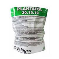 Плантафол 30.10.10 - водорастворимое комплексное удобрение для листовой подкормки 1 кг