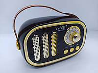 Радіо приймач ретро NNS NS-Q27BT