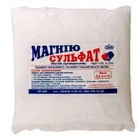 СУЛЬФАТ МАГНИЯ 500 г