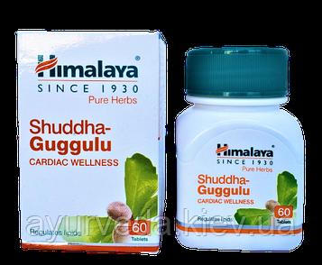 Шудха Гугул, Shuddha guggulu - похудение, атеросклероз, высокий холестерин, ревматизм, артрит, очистка сосудов