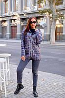 Модная женская куртка ветровка  с принтом, фото 1