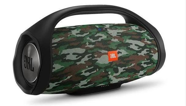 Портативная Bluetooth колонка JBL Boombox 40 Вт, жбл бумбокс (люкс копия) Синий