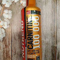 Nutrend L-Carnitine 100000 л-карнитин жидкий 1000 мл
