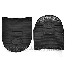 Набойки формованные резиновые GH family толщина 8мм