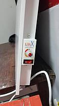 Обогреватель инфракрасный керамический LIFEX КОП600R с терморегулятором (белый мрамор), фото 3