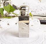Винтажный оловянный флакон, фляжка,  SHEFFIELD MINT, Англия, фото 3