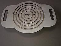 """Балансировочная доска платформа для ног и рук лабиринт """"Спираль"""""""