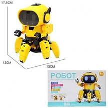 Интерактивный Робот HG-715 | Интерактивная игрушка робот конструктор, фото 3