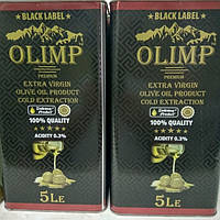 Оливковое масло Olimp Extra Virgin Olive Oil 5 л Греция