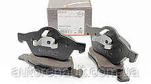 Тормозные колодки передние на Рено Меган 2 (2002-2009)  -> A.B.S.(Нидерланди) - 37217