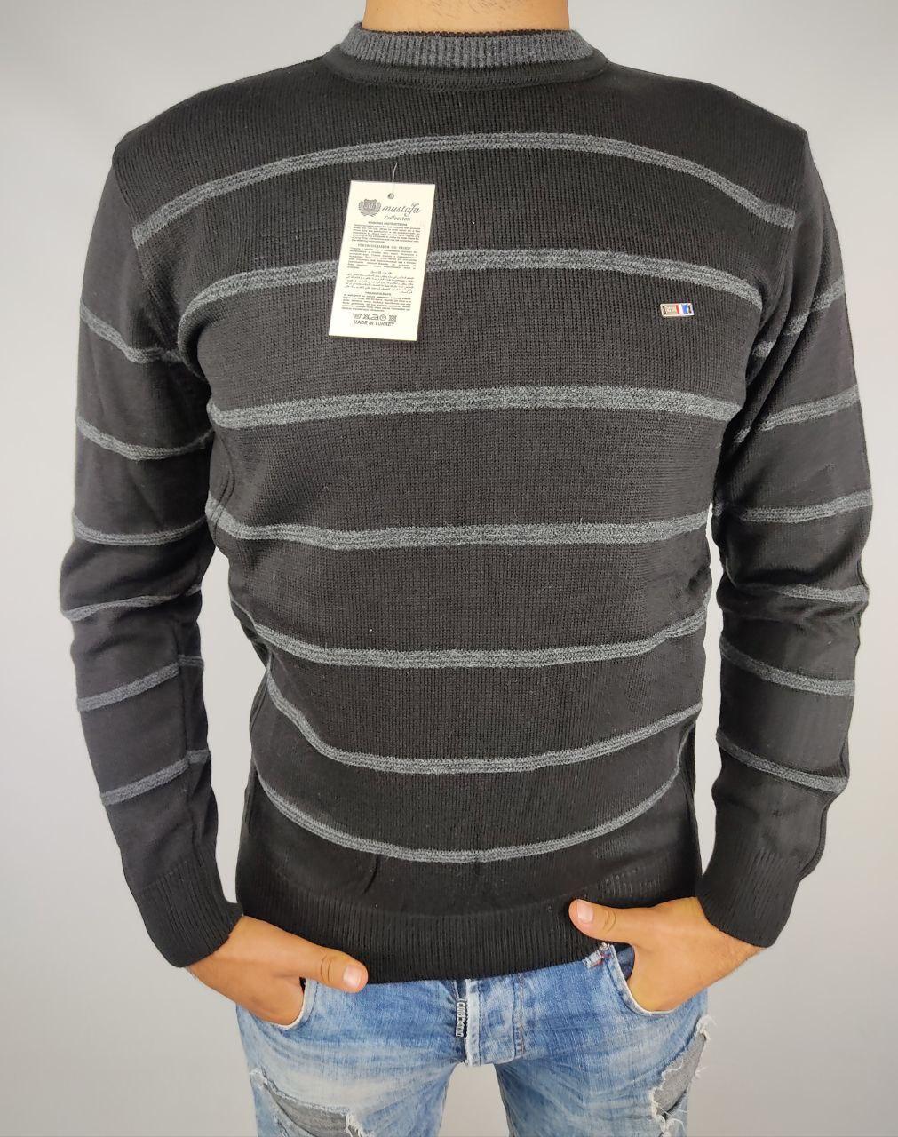 Джемпер мужской JM0100, разные цвета, шерсть акрил, 48-52