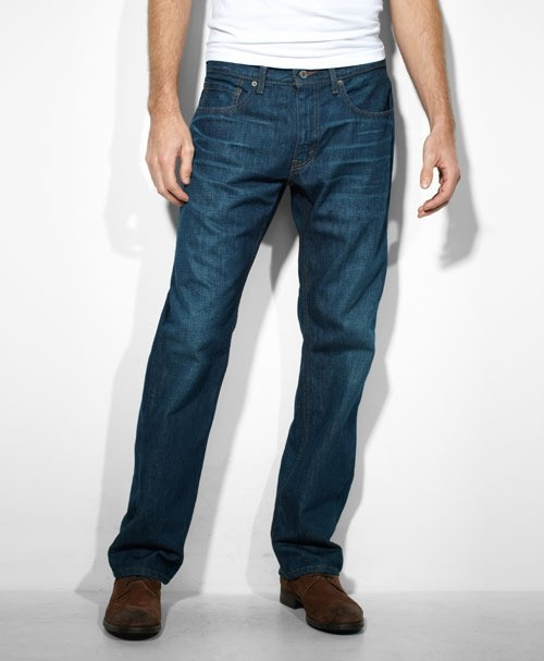 Джинсы LEVIS 559 Relaxed Straight Jeans - Abstract NEW
