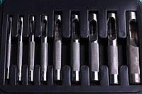 Набор просечек 3-12 мм Intertool HT-0239