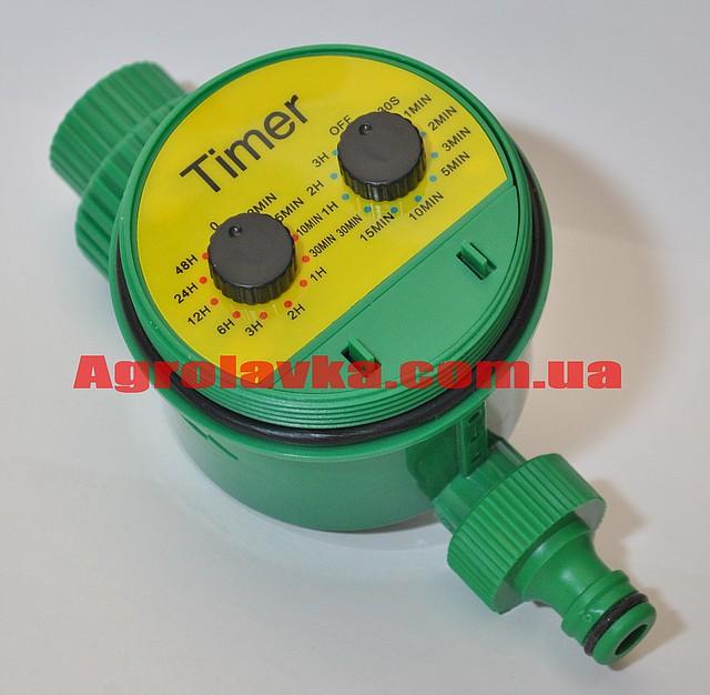 Таймери, регулятори тиску, клапани, манометри