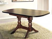 Стол обеденный раздвижной Орфей 1,2 (Орех,Каштан) Микс Мебель