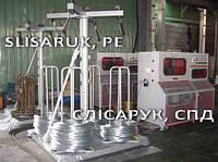 Автомат для производства колючей проволоки