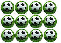Вафельная картинка Футбол