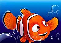 Вафельная картинка Рыбка Немо