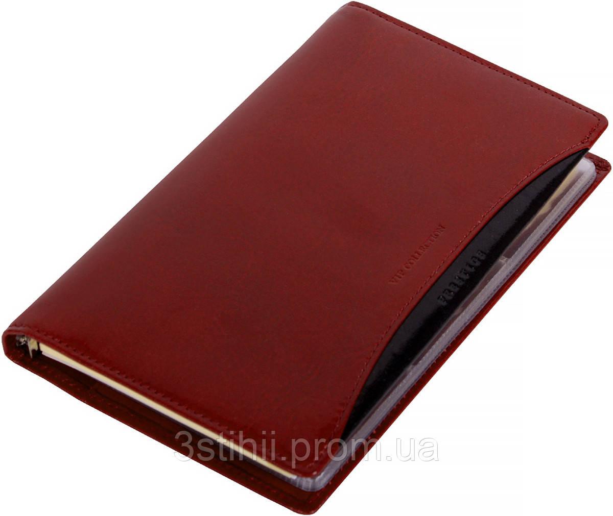 Блокнот-органайзер Vip Collection Prestige 84.R.PR Красный